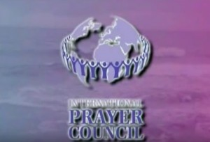 Linking Movements of Prayer and Mission: International Prayer Leaders' Gathering at Herrnhut, May 8-12, 2017
