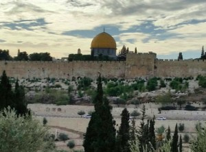 Report and call to prayer for Israel